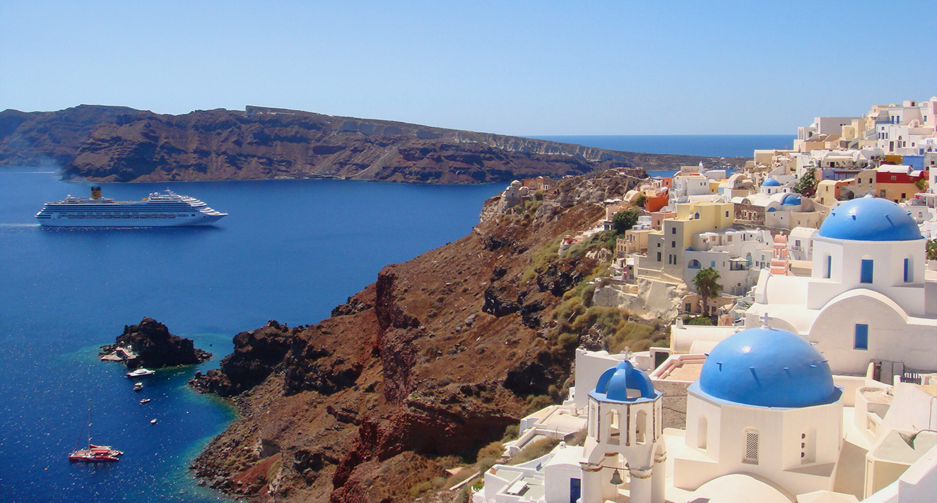 Oia Luxury Villas